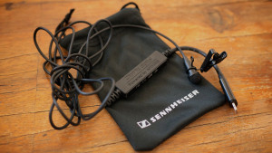 Das SENNHEISER ClipMic digital